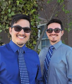 Marcos & Michael Medina